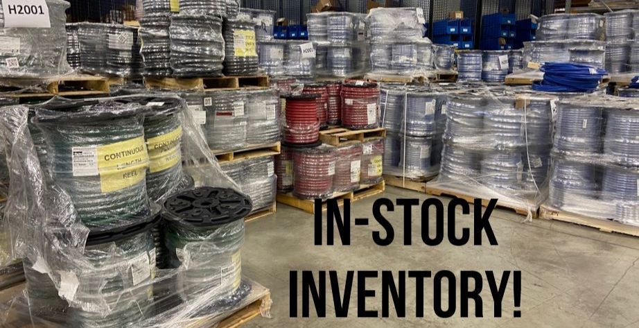 We've Expanded our In-Stock Inventory!