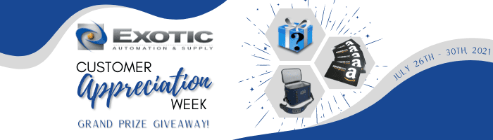ParkerStore Customer Appreciation Week