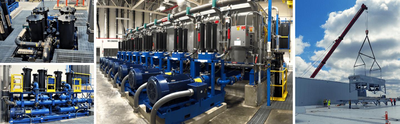 World's Largest Hydraulic Power Unit