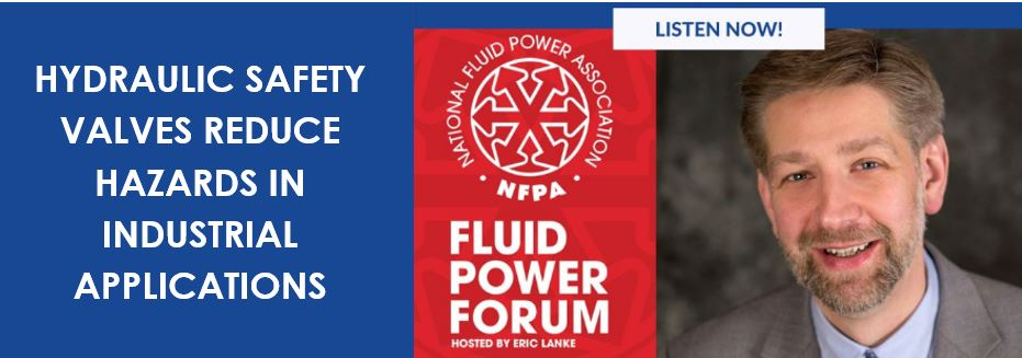 Don't Miss Our Podcast with The National Fluid Power Association!